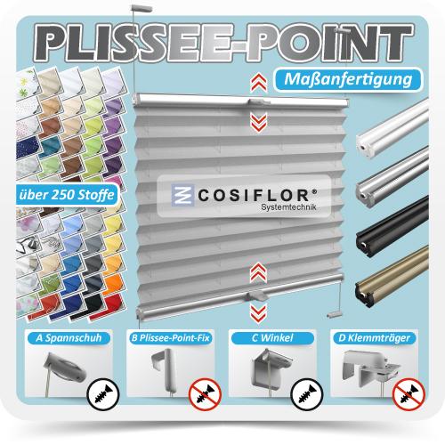 plissee cosiflor ersatzteile von plisseepoint rollo. Black Bedroom Furniture Sets. Home Design Ideas